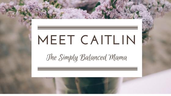 Meet the Simply Balanced Mama
